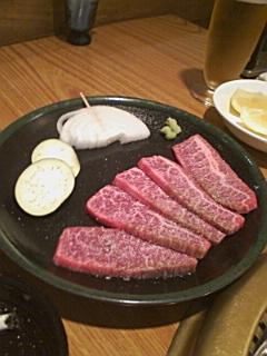 7月2日  神戸牛