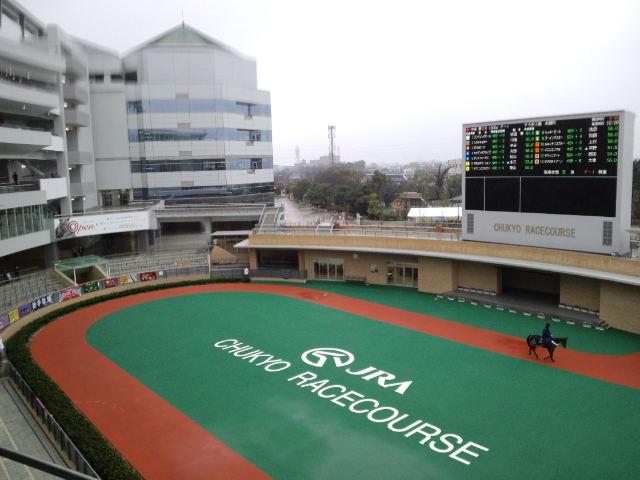 新・中京競馬場